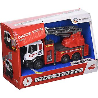 Dickie Zabawki Scania Fire Rescue Fire Fire Engine