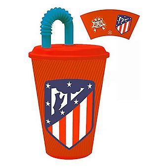 Lasi Kannellinen Atlético Madrid muovi