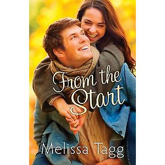 From the Start by Melissa Tagg - 9780764213076 Book