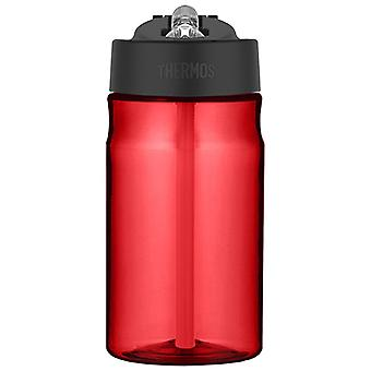 Thermos Red Hydration Bottle With Straw 355ml