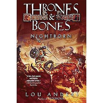 Nightborn av Lou Anders