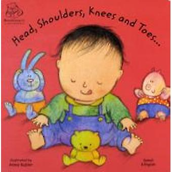 Head Shoulders Knees and Toes in Somali and English by Annie Kubler