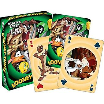 Looney tunes - cast playing cards