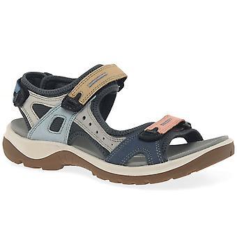 Ecco Off Road Multi Womens Casual Sandals