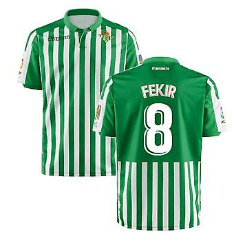 2019-2020 Real Betis Kappa Home Shirt (Fekir 8)