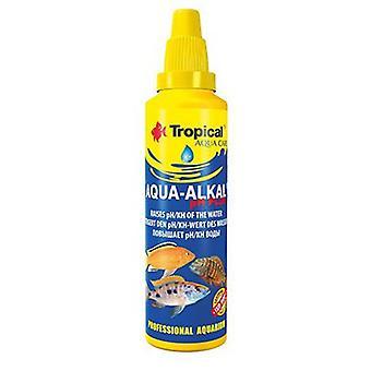 熱帯 Aqualkal Ph プラス 30 Ml (魚、メンテナンス、水メンテナンス)