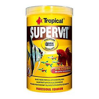 Tropiska grundläggande Supervit 250 Ml (fisk, mat, varmt vatten)