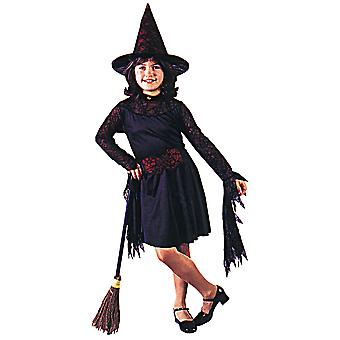 Halloween Witch Costume enfant