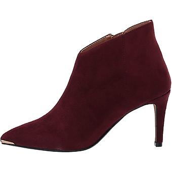 Nanette Lepore Womens Antonia Suede Pointed Toe Ankle Fashion Boots