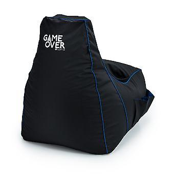 Gioco oltre 8-Bit bambini Mini Video Gaming Bean Bag Sedia Sala Giochi Da Soggiorno InDoor Tasche laterali per i controller Titolare dell'auricolare Design ergonomico per il giovane giocatore dedicato (Soul Reaper)