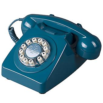 Wild & Wolf Series 746 Phone Biscay Blue