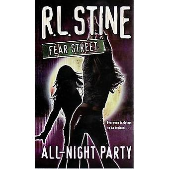 All-Night Party (Re-issue) by R. L. Stine - 9781416903215 Book