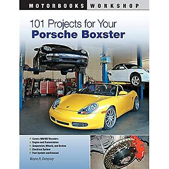 101 Performance Projects for Your Porsch Boxter