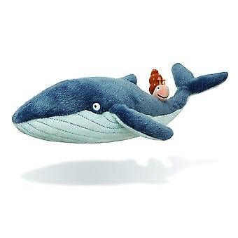 The Snail on the Whale Soft Toy, 61238, 7in
