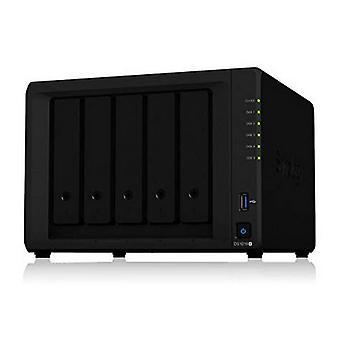 Sieć pamięci masowej NAS Synology DS1019+ Celeron 8 GB RAM Black