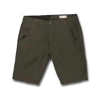 Volcom The Down Lo 20 Shorts in Green