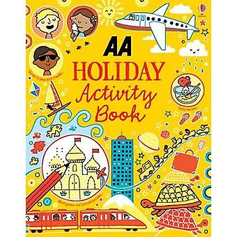 Holiday Activity Book - 9780749581572 Book