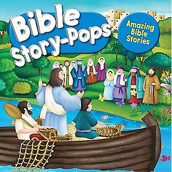 Amazing Bible Stories by Juliet David - 9781781282885 Book