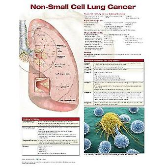 Non-Small Cell Lung Cancer by Anatomical Chart Company - 978149636955