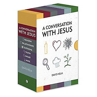 A Conversation With Jesus by David Helm - 9781527103238 Book