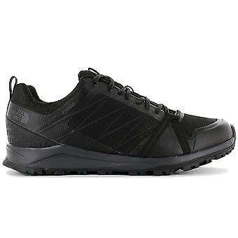 THE NORTH FACE Litewave Fastpack II GTX - Gore Tex - Men's Hiking Shoes Black NFOA3REDCAO Sneakers Sports Shoes