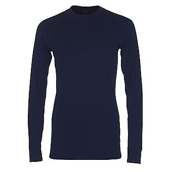 Maskot kiruna base-lag shirt top 00573-350 - crossover, herre