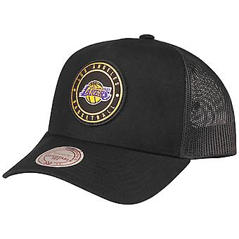 Mitchell & Ness Snapback Cap - HICKORY Los Angeles Lakers
