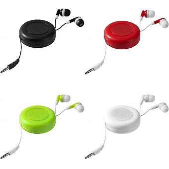 Bullet Reely Retractable Earbuds