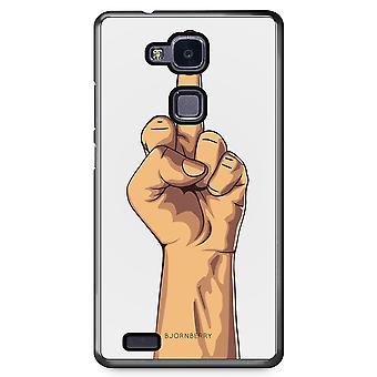 Bjornberry Shell Huawei Honor 5X - Fuck You Finger
