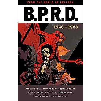 B.p.r.d. - 1946-1948 by Mike Mignola - 9781506714332 Book