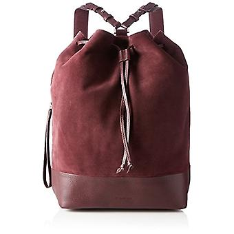 Royal Republiq Bucket Suede - Backpacks Donna Rot (Bordeaux) 13x40x27.5 cm (B x H T)