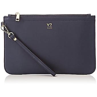 YNOT Bre009/pe18 Women's Blue shoulder bag 0.5x18x28 cm (W x H x L)
