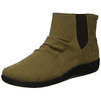 Sillian ريما الأزياء الحذاء كلاركس المرأة