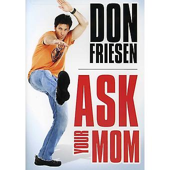 Don Friesen - Ask Your Mom [DVD] USA import