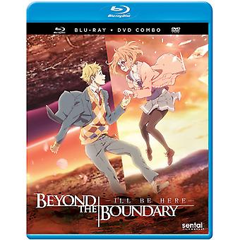 Beyond the Boundary - I'Ll Be Here [Blu-ray] USA import