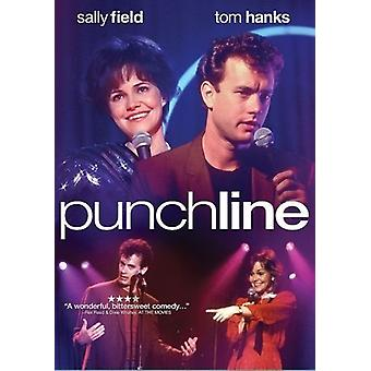 Punchline [DVD] USA import