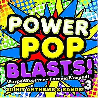Powerpop Blasts! - Vol. 3 [CD] USA import