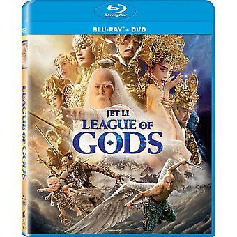 Liiton jumalat [Blu-ray] USA tuonti