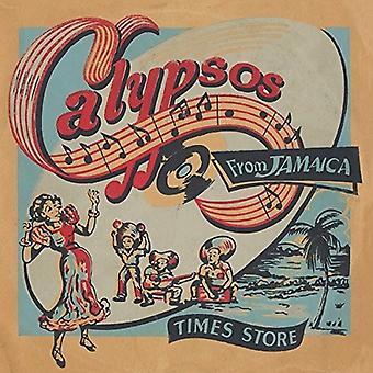 Hubert Porter & Jamaican Calypsonians - Calypsos From Jamaica [CD] USA import