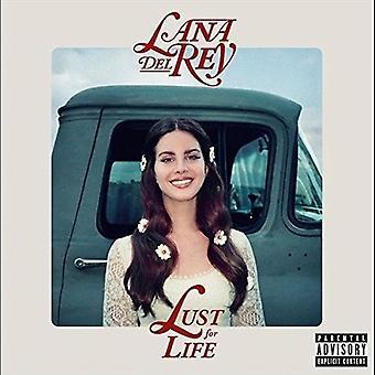 Lana Del Rey - Lust for Life [CD] USA import