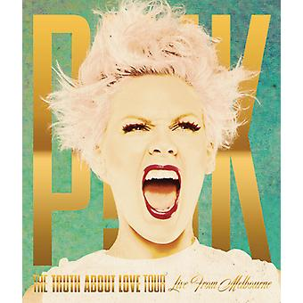 Pink - Pink: Truth About Love Tour: Live From Melbourne [BLU-RAY] USA import