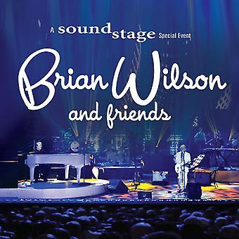 Brian Wilson - importación de Estados Unidos Brian Wilson y amigos [CD]