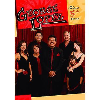 George Lopez Show: The Complete quinta temporada [DVD] EUA importar