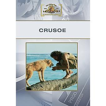 Crusoe [DVD] USA import