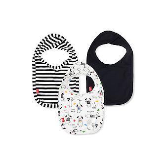 Magnetische Me™ Modal 3-Pack magnetische Baby Lätzchen