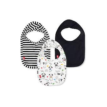 Magnetic Me™ Modal 3-Pack Magnetic Baby Bib