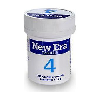 Schüssler 4 Kalium Chloratum 240 tabletter