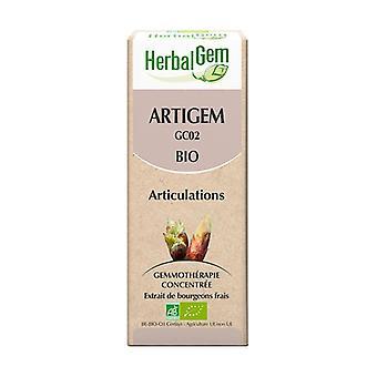 ORGANIC Artigem 15 ml