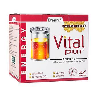 VitalPur Energy 20 vials