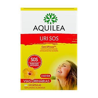 Aquilea Uri SOS 10 capsules